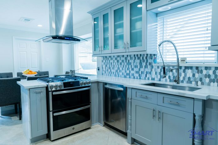 How to refresh the kitchen interior